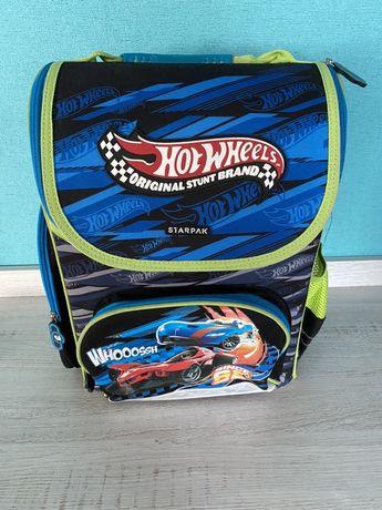 Tornister szkolny plecak do szkoly hotwheels