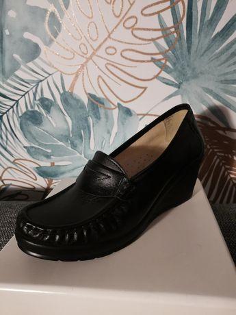 Buty Stella na koturnie 40 nowe