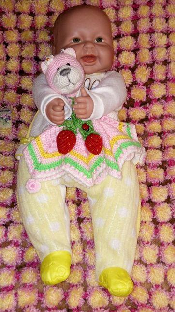 Комфортер - игрушка для новорожденного ребенка