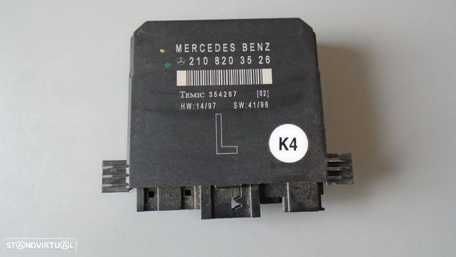 Modulo Porta esquerda Mercedes W210-2108203526 mpt44