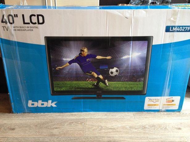 """Продам телевизор ВВК 40"""" - LM4027F"""