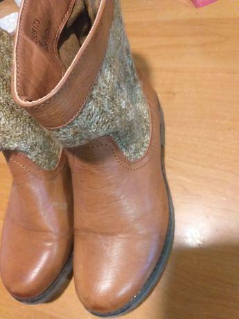 Buty damskie zamienie na soczek