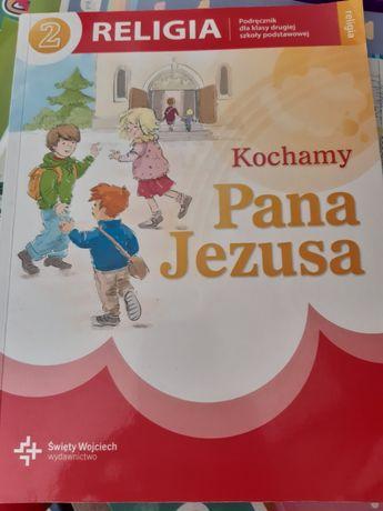 Religia Kochamy Pana Jezusa kl.2 podręcznik gratis do zamówień