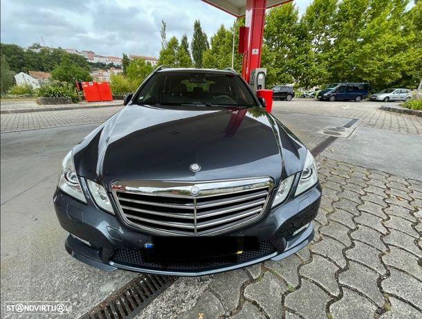 Mercedes-Benz E 250 CDi Avantgarde BlueEfficiency