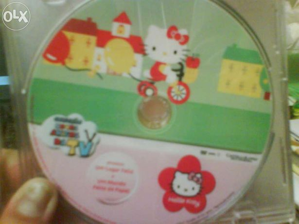 Hello Kitty - DVD