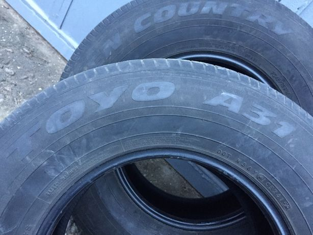 Шина TOYO A31 Open country R245\75\R16