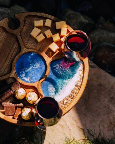 Винный столик, столик для завтраков