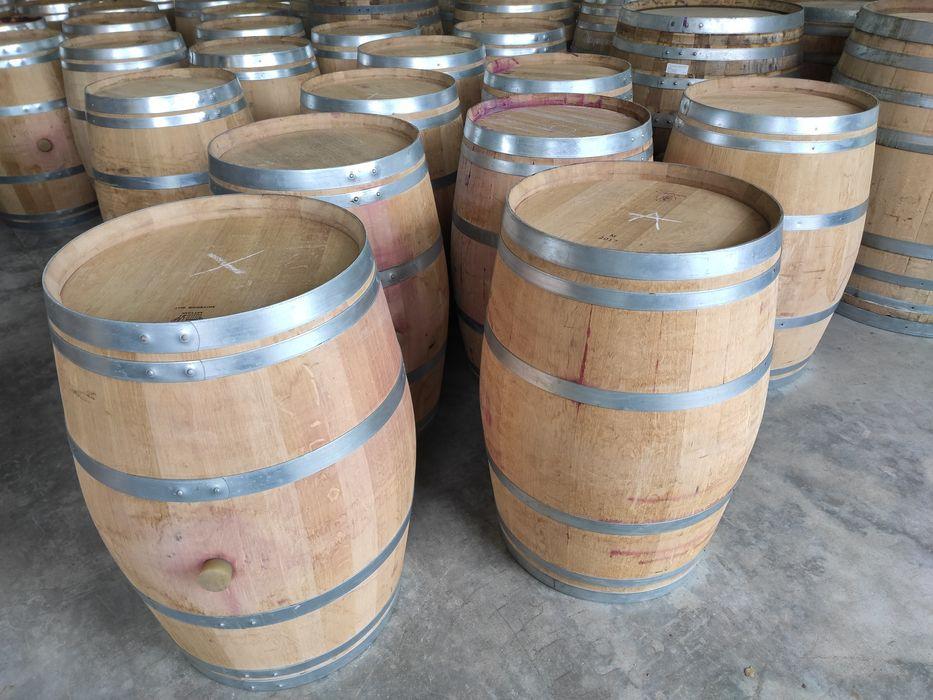Barris/Pipos de Madeira Carvalho Francês 225L Bougado (São Martinho E Santiago) - imagem 1