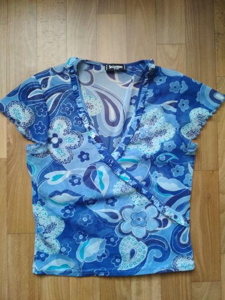 Блузка летняя для девочки-подростка