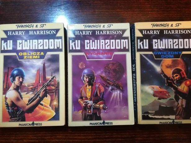 Ku gwiazdom - Trylogia - Harry Harrison