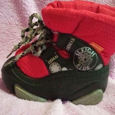 Демар термо ботинки Зима