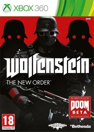 wolfenstein xbox360 NOWA