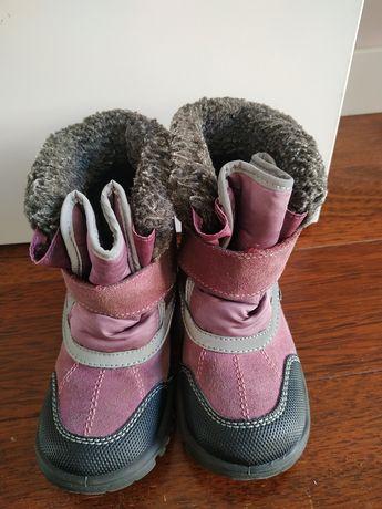 Buty zimowe dziewczęce LURCHI, r. 25