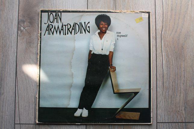 Joan Armatrading – Me Myself I 1980 winyl płyty winylowe