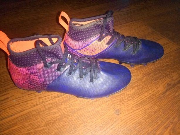 футбольные бутсы копочки сороконожки с носком Kipsta