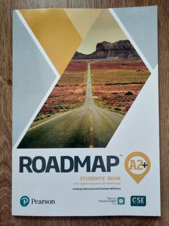 Roadmap A2+ nowy podręcznik Student's book digital resourse Kod online