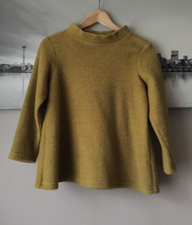 MLE Collection sweter wełna S