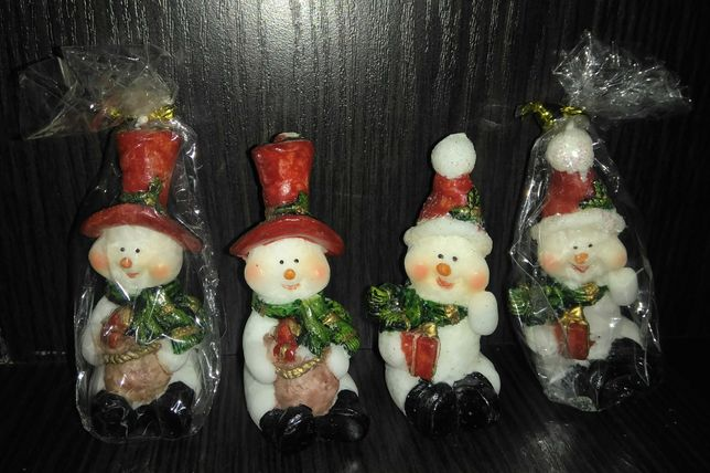 Продам свечи декоративные.