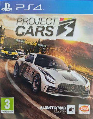 Project CARS 3 PS4 Używana Kraków