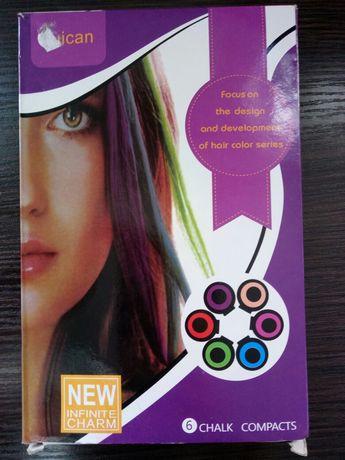 Артіфакт фарбування волосся