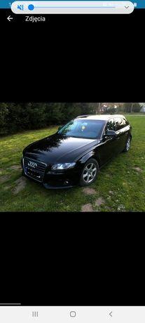 Audi a4b8 sprzedam -zamienię