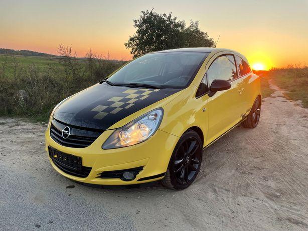 Opel Corsa 1.4 benz oryginał Color Race limitowana cudo