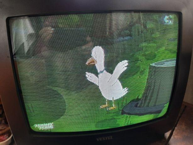 Телевизор VESTEL б/у Работает Диагональ эрана 36 см
