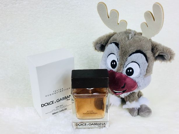 Dolce & Gabbana - The One for Men / TESTERY perfum TESTER perfumy INT