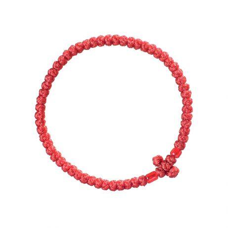 Комбоскини, браслет с Афона , красная нить