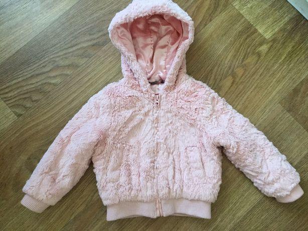 Меховая шубка шуба демисезонная куртка кофта меховушка на 3-4 г