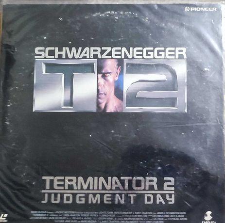 LaserDisc Terminator 2: Judgment Day