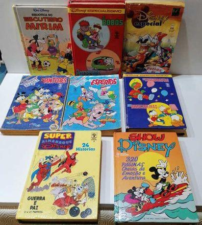 Livros  Disney antigos