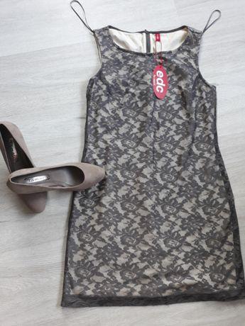 Sukienka Esprit (M) NOWA!+Buty nieaktualne!)