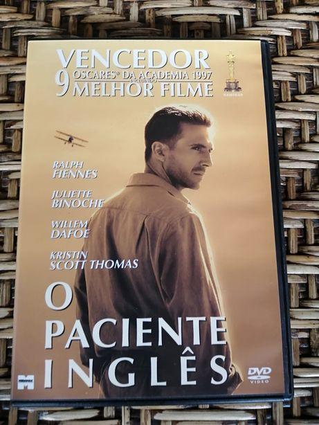 DVD O Paciente Inglês, de Anthony Minghella