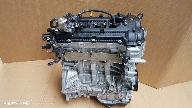 Motor HYUNDAI KIA i40 SPORTAGE 2.0L 166 CV - G4NC