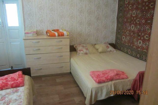 Удобные комнаты для отдыха вблизи пляжа Лузановка