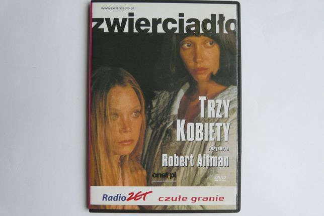 Trzy Kobiety - film DVD