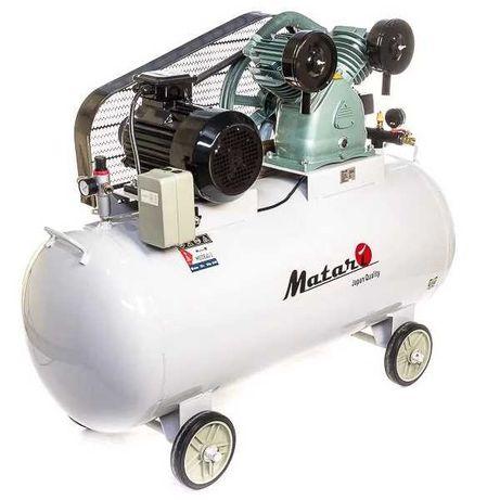 Компрессор повітряний Matari M550E40-3 4кВт,бак 270л,630л/хв
