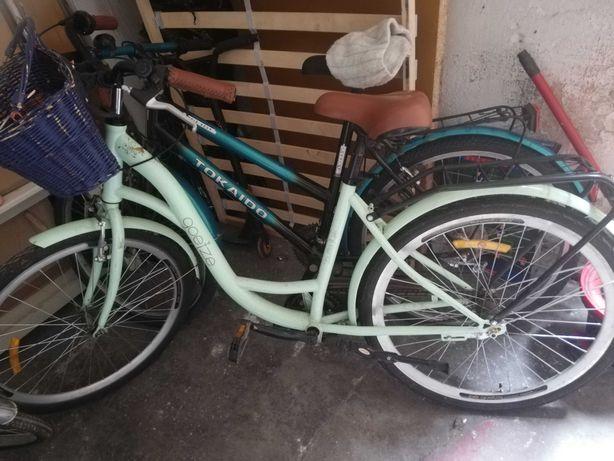 Rower 26cali zielony (Rezerwacja do jutra)