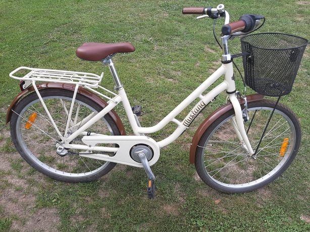 """Rower dla dziewczynki Mustang 24"""""""