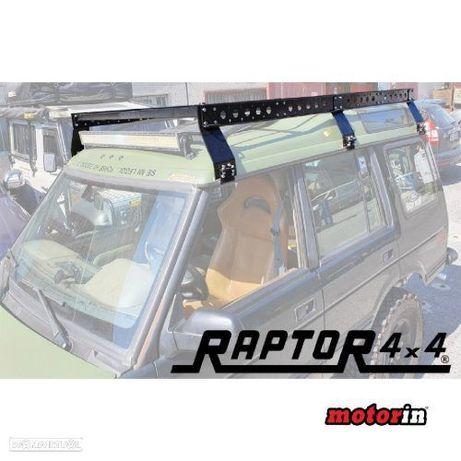 Grade de Tejadilho Raptor 4×4 Land Rover Discovery I e II TD5
