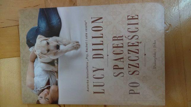 """Książka """"Spacer po szczęście"""" Lucy Dillon"""