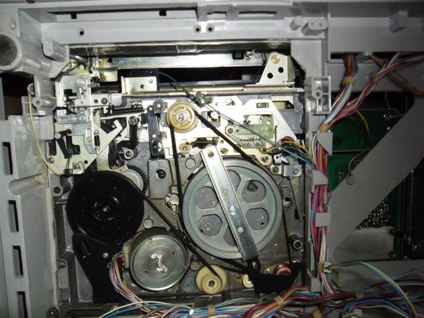 Видеомагнитофон Электроника ВМ12, только ЛПМ!(лентопротяжный механизм)