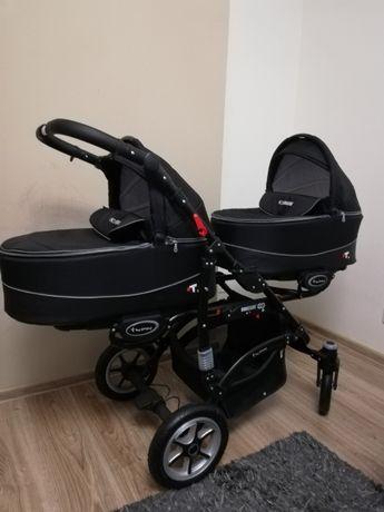 Wózek Babyactive Baby active Twinni Premium 2 w 1 NOWY WYSYŁKA!