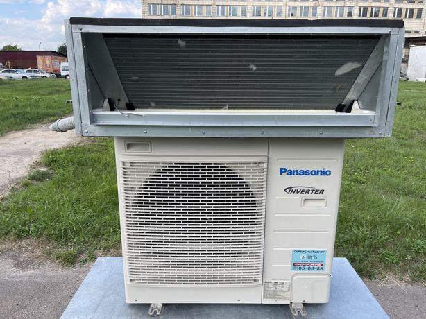 Инверторный кондиционер Panasonic CU-YL34HB канального типа (до 120м2)