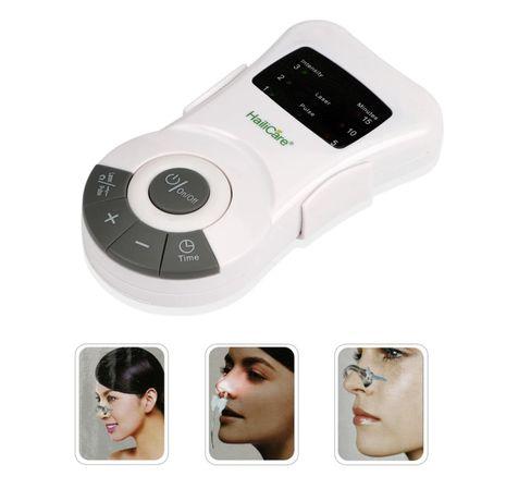Аппарат для лечения заложенности носа (насморка)