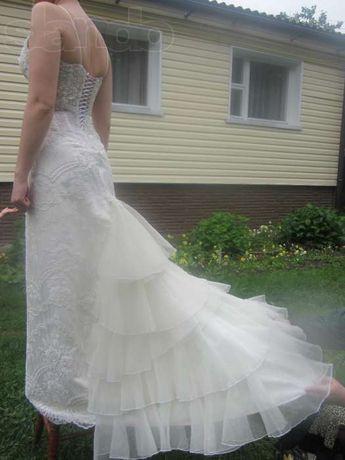 Срочно!!! Продам шикарное свадебное платье!!!