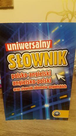 Słownik angielsko-polski NOWY