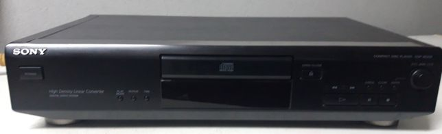 Sony CDP-XE200 Leitor de CDs Made in France Laser Class 1
