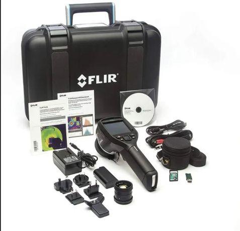 Kamera termowizyjna FLIR zmodyfikowana na kamerę E60 bx Wifi